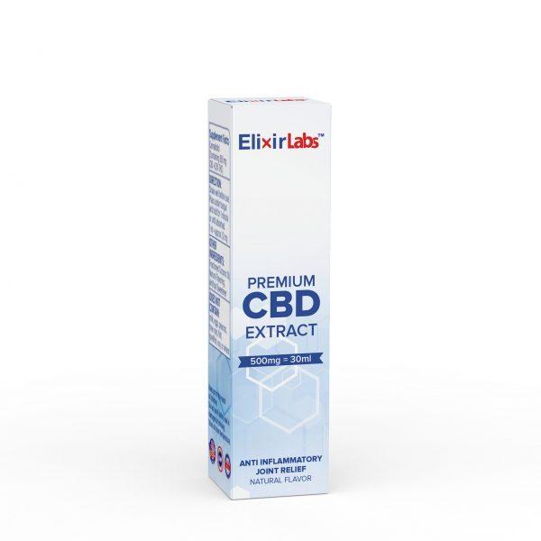 Premium CBD Extract promotional photo