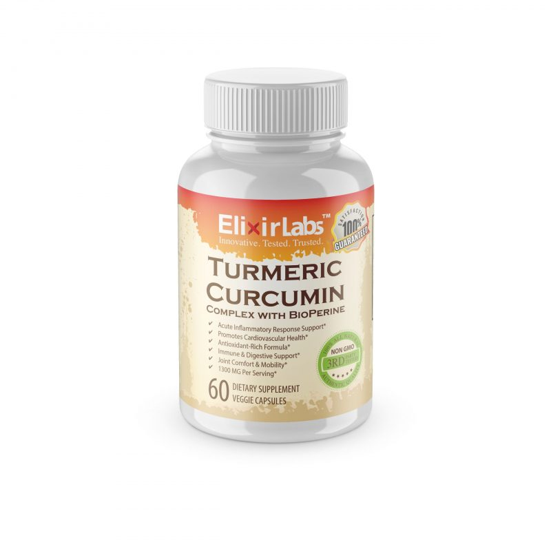 Turmeric Curcumin promotional photo