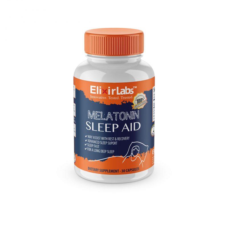 Melatonin Sleep Aid promotional photo